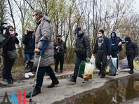 Киев и Донбасс впервые в 2020 году обменялись пленными