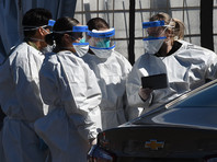 По словам чиновника, который говорил с NYT на условиях анонимности, похоронное бюро хранило тела в грузовиках после того, как у них перестали работать морозильные камеры. Могли ли эти люди быть заражены коронавирусом, пока не известно