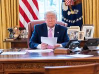 WP: разведка еще в январе и феврале неоднократно предупреждала Трампа об опасности коронавируса