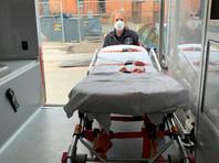 Больше всего выявленных случаев заражения и смертей от коронавируса в США
