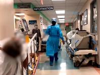 Число смертельных случаев в результате заражения новым коронавирусом в США превысило 10,5 тысяч, общее число зараженных - 352,5 тысячи