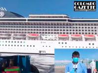 """Круизный лайнер MSC Magnifica уже месяц """"убегает"""" от короновируса со здоровыми пассажирами"""