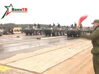 В Белоруссии продолжают готовиться к проведению парада 9 мая