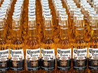 """В Мексике приостановят производство пива Corona, признав """"несущественными"""" деловые операции фирмы-производителя"""