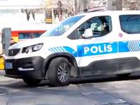 Полиция Турции проводит проверку на соблюдение карантинных мер