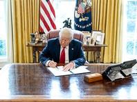 США будут вводить санкции против стран, тормозящих вывоз своих граждан на родину во время пандемии коронавируса