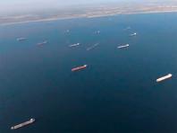 У побережья Южной Калифорнии скопились 24 танкера, полных нефти