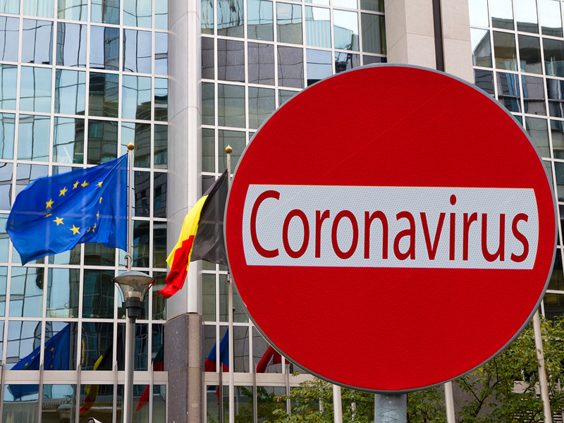 Сотрудник Еврокомиссии скончался от Covid-19