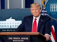Трамп заявил, что США миновали пик заболеваемости коронавирусом