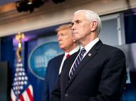У второго сотрудника вице-президента США Майка Пенса подтвержден коронавирус