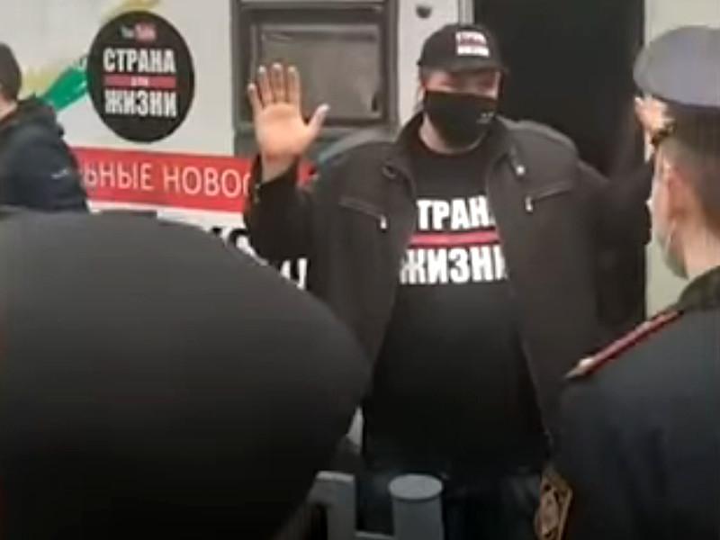 """Белорусские правозащитники сообщили о массовых задержаниях оппозиционно настроенных блогеров в канун Дня Победы"""" />"""