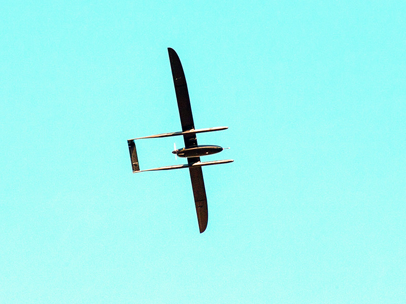 Над Латвией летает потерянный Агентством гражданской авиации беспилотник
