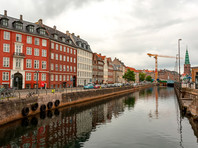 Кафе, рестораны и бары открылись в Дании