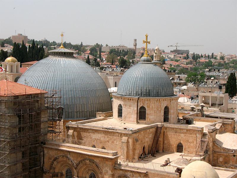 Храм Гроба Господня в Иерусалиме 24 мая откроет двери после двух месяцев карантина