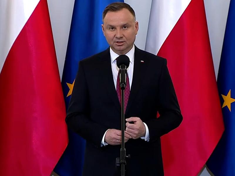 """Польша назвала главной угрозой """"неоимперскую"""" политику России"""" />"""