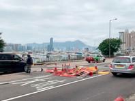 В Гонконге возобновились массовые акции протеста