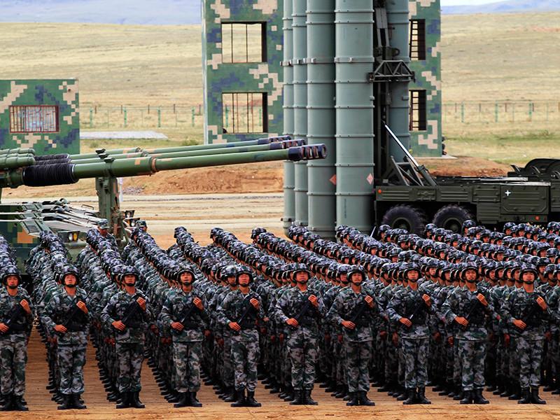 """Китай в 2020 году увеличит расходы на национальную оборону"""" />"""