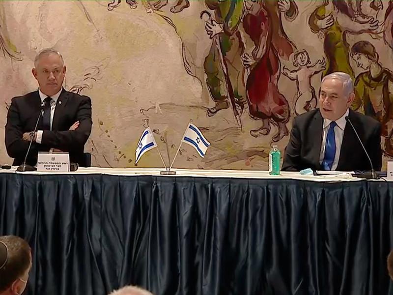 В Израиле утвержден состав нового правительства