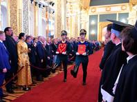 Церемония вступления Владимира Путина в должность Президента России, май 2018 года