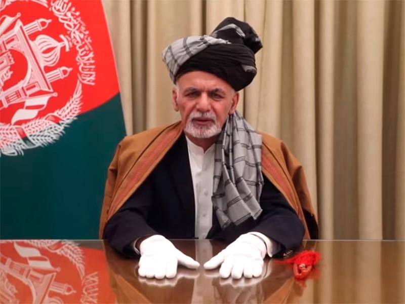 """Президент Афганистана Ашраф Гани в ответ на непрекращающиеся атаки боевиков движения """"Талибан""""* отдал военным приказ начать наступление на талибов*"""