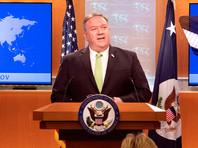 США осудили КНР из-за нового законопроекта о нацбезопасности Гонконга