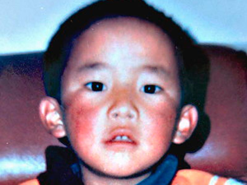 Гедун Чокьи Ньима в 1995 году