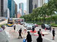 В Гонконге в воскресенье возобновились акции протеста. Они начались из-за закона о национальной безопасности в этом административном районе КНР, который хочет принять материковый Китай