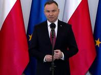 """Польша назвала главной угрозой  """"неоимперскую"""" политику России"""