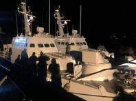 """Командующий Военно-морскими силами Украины Игорь Воронченко заявил, что Россия """"угробила"""" корабли, сняв с них даже плафоны, розетки и унитазы. Ущерб, причиненный кораблям, позднее оценили в 2,3 миллиона долларов"""