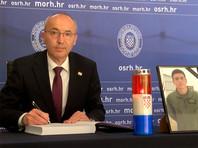 Министр обороны Хорватии подал в отставку после падения тренировочного военного самолета и гибели двух пилотов