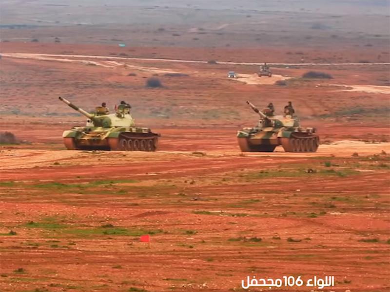 Источник: Войска Хафтара выбили силы ПНС из района Эль-Хира под Триполи