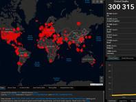 Число жертв коронавируса в мире превысило 300 тыс.