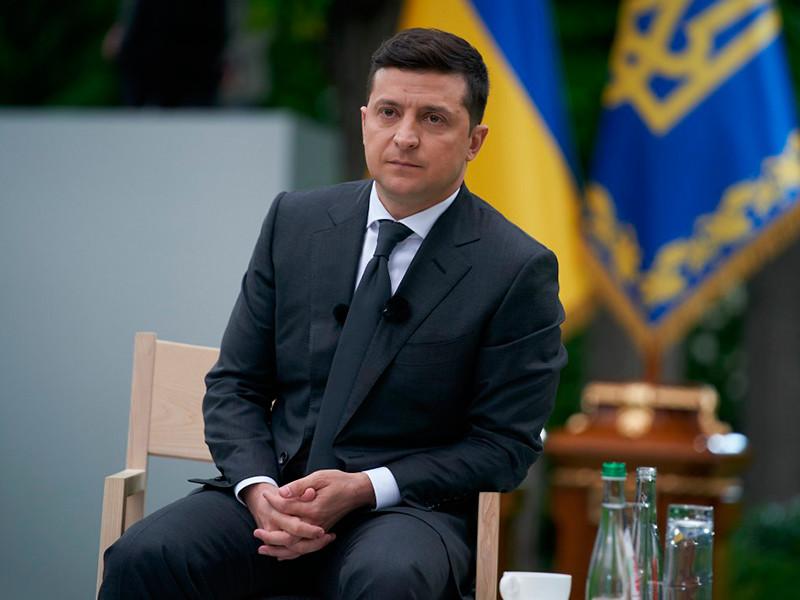 Зеленский анонсировал новую встречу в нормандском формате после пандемии коронавируса