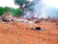 Военные Эфиопии сбили самолет с гуманитарной помощью для больных коронавирусом, приняв его за угрозу (ВИДЕО)