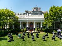 Президент США Дональд Трамп на брифинге в Белом доме сообщил, что еще в январе американские ученые начали работать над созданием вакцины против коронавируса