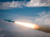 В ходе ракетных стрельб ракета, выпущенная с фрегата, поразила большой катер, который, скорее всего, не успел отойти на безопасное расстояние от выставленной мишени