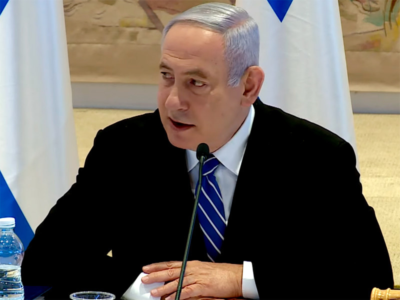 Биньямин Нетаньяху заявил, что Израиль начнет шаги по аннексии частей Западного берега в июле