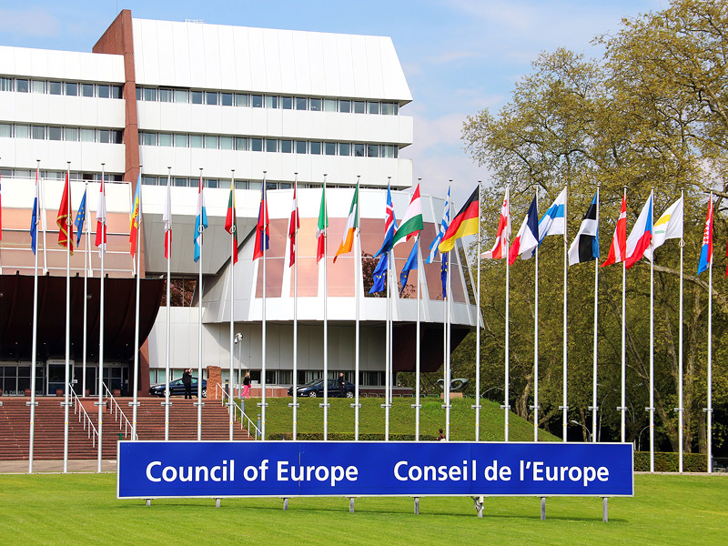 В Совете Европы рассмотрели обращение россиян по поводу поправок в Конституцию