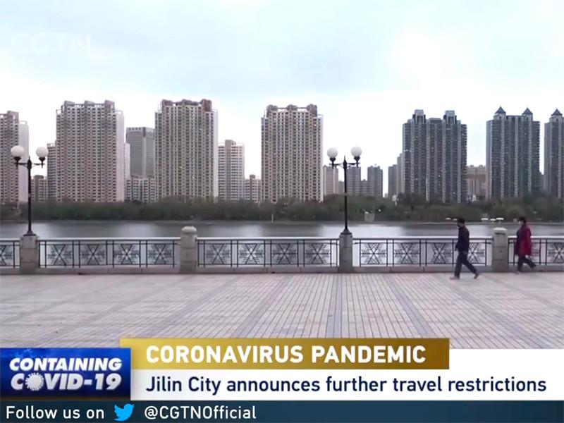 Bloomberg: 108 млн китайцев попали под карантин из-за новой вспышки COVID-19