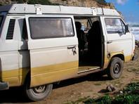Микроавтобус VW Typ VW T3 Westfalia, в котором периодически спал предполагаемый похититель Мэдди Макканн