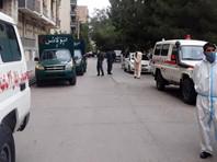 Четыре человека, включая имама, погибли при взрыве в мечети в Кабуле