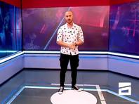 В июле 2019 года Габуния выступил на грузинском телевидении с оскорблениями в адрес президента России Владимира Путина с использованием нецензурной лексики