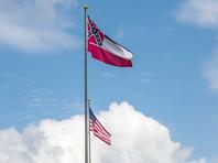 Штат Миссисипи последним в США избавится от символов конфедератов на флаге