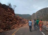 На юге Мексики произошло землетрясение магнитудой 7,5 (ФОТО, ВИДЕО)