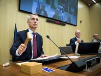 Об этом заявил в среду генсек Североатлантического альянса Йенс Столтенберг на онлайн-брифинге по итогам видеоконференции министров обороны