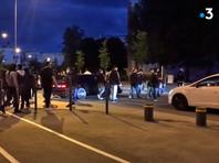 Во французском Дижоне три дня продолжаются столкновения между чеченцами и африканцами после избиения подростка (ФОТО, ВИДЕО)