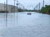 Наводнение в штате Луизиана, 8 июня 2020 года