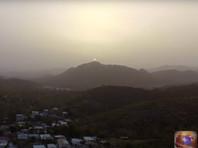 Пыль из Сахары накрыла Карибы и может охватить значительную часть территории США (ФОТО, ВИДЕО)