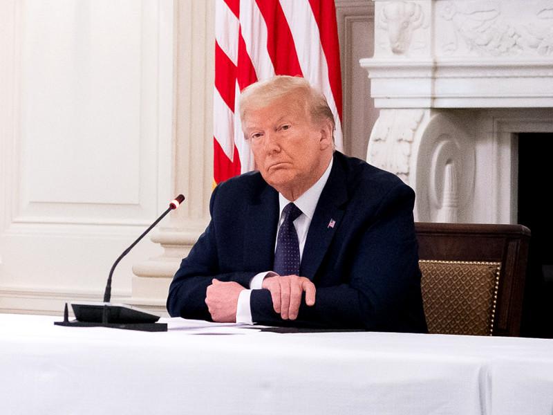 Трамп заявил, что СМИ и общественность неверно истолковали фразу из его Twitter