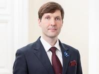 Министр финансов Мартин Хельме